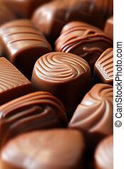 doce, chocolate
