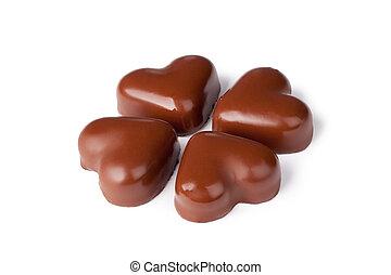 doce chocolate