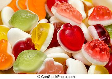 doce, fruta, geléia