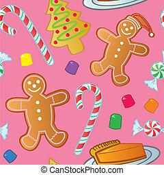 doces, feriado, seamless