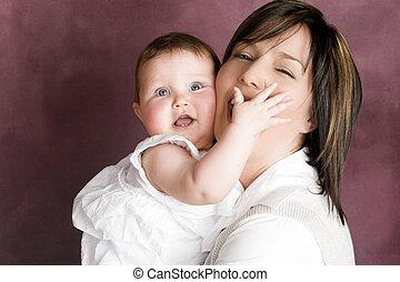 dochter, moeder