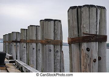 Dock Posts