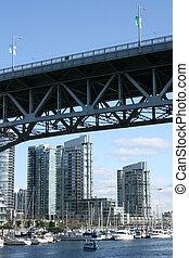 Docks - Granville Island, Vancouver, Canada