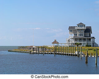 Dockside Vacation Home