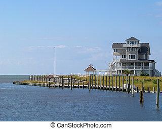 dockside, vacationhem