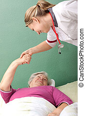 docteur féminin, marques, option achat foyer