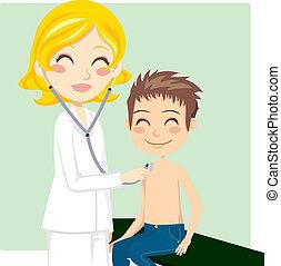 docteur femme