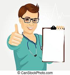 docteur, médecine, infirmière, healthcare