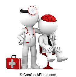 docteur patient
