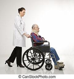 docteur., patient