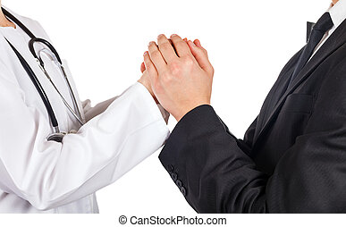 Doctor and lawyer - The doctor lawyer help to solve the...
