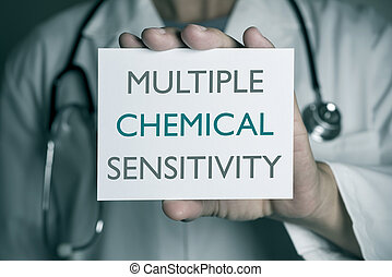 doctor and text multiple chemical sensitivity