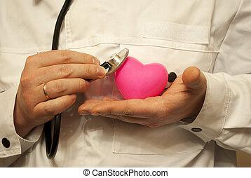 doctor-cardiologist, hört