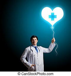 Doctor cardiologist