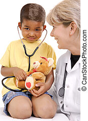 doctor, childrens
