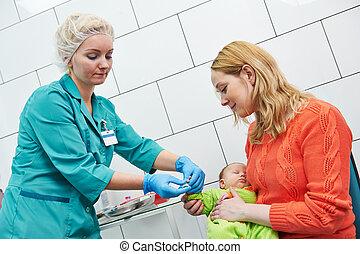 doctor of blood medic test