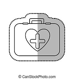 doctor suitcase icon image