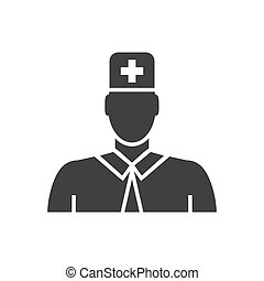 Doctor Vector Icon