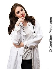 Doctor woman