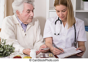 Essay of caring for the elderly