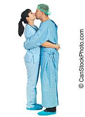 Doctors in love