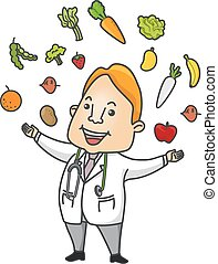 Doctor's Recommended Food