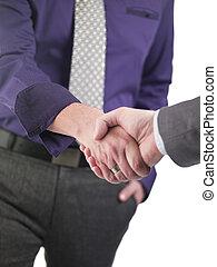 doctors, sacudarir las manos