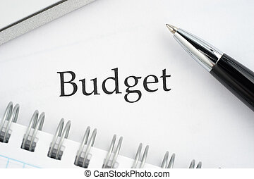 Document budget and pen