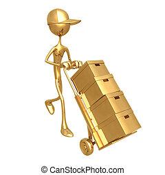 Document Delivery 02 - Concept & Presentation Figure 3D