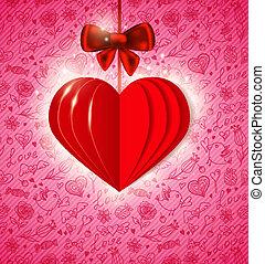 document hart, rood