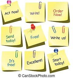 document nota's