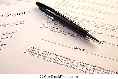 documento, legal