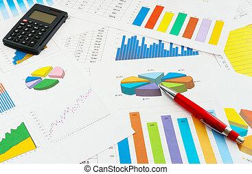 documentos, finanças