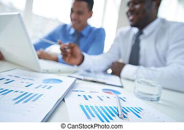 documentos, financiero