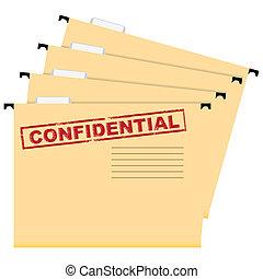 documents, confidentiel