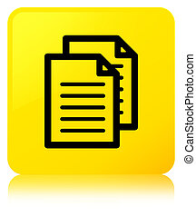 Documents icon yellow square button