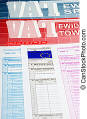 Documents to account for VAT - documents to account for ...