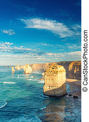 dodici, alba, australia, apostoli