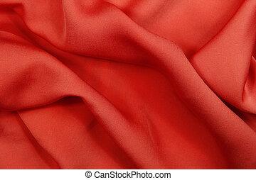 doek, abstract, rode achtergrond