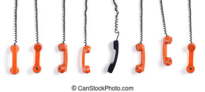 Especial phone hook does not wish to be as all other phones