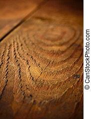 dof., vindima, raso, escuro, textura madeira