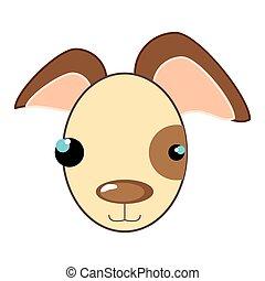 dog animal cartoon