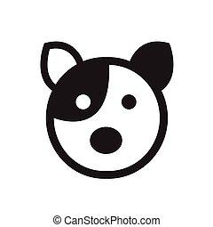 dog avatar icon