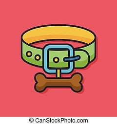 dog chains icon