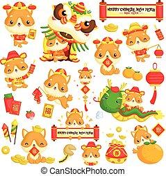 Dog Chinese New Year