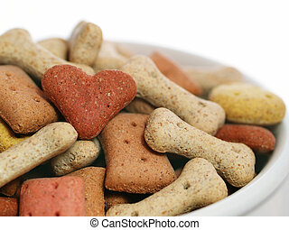 Dog food series