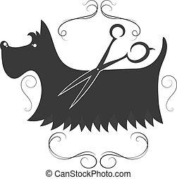Dog Grooming design