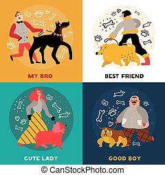 Dog Owners Design Concept