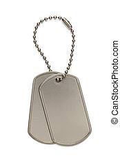 Dog Tags Small Chain