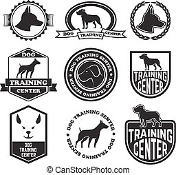 dog training senter.eps